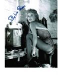 Sylvia Syms from The Queen British Screen Legend signed autograph 8 by 10, 1736